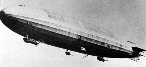 旧)紺碧の海:未来の旅客用飛行船を考える(5) 以前建造された硬式 ...