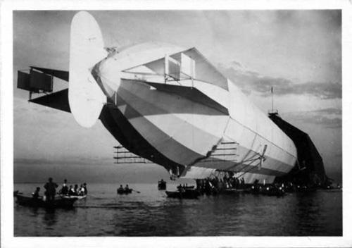 ドイツ飛行船運輸