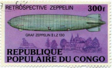 旧)紺碧の海:(飛行船:43) LZ130(グラーフ・ツェッペリン)